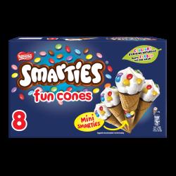 SMARTIES Fun Cones
