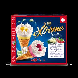 EXTRÊME Swiss Edition fiori di sambuco/ribes ed erbe alpine 4x(6x145 ml)