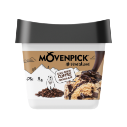MÖVENPICK Sensations Cold Brew Coffee Chocolate 16 x 165ml