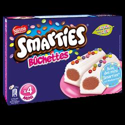 FRISCO Smarties Bûchettes (10 x 4) 110ml