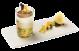Mini Latte Macchiato Törtchen 4 x 12 Stk. à 55g