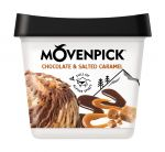 MÖVENPICK Chocolate & Salted Caramel 4 x 900ml