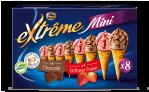 EXTRÊME Mini Mini Chocolat Erdbeer 6 x (8 x 60ml)