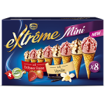 EXTRÊME Mini Erdbeer Vanille Multipack 6 x (8 x 60ml)