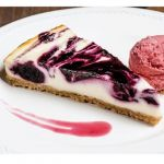 Blueberry Cheesecake 4 x 1200g