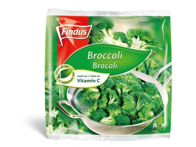 FINDUS Broccoli 6 x 600g