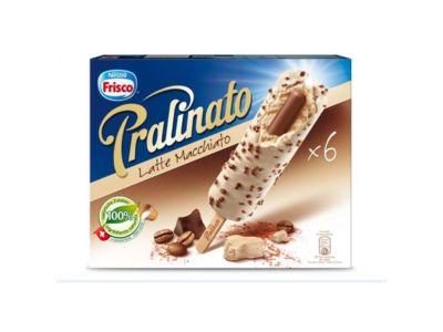 PRALINATO Latte Macchiato 6 x (6 x 80ml)