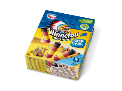 WINNETOU mini mini 6 x (12 x 27ml)