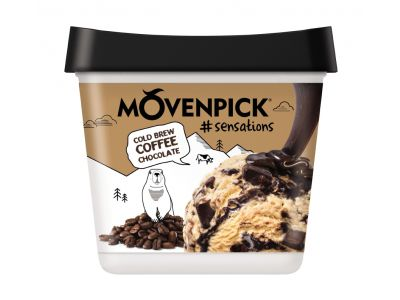 MÖVENPICK Sensations Cold Brew Coffee Chocolate 4 x 900ml