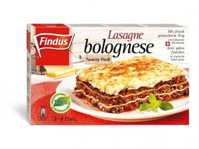 FINDUS Lasagne Bolognese 6 x 1000g