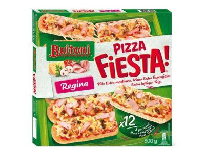 Pizza FIESTA Regina Prosciutto e Funghi 8 x 500g