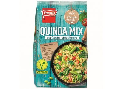 FINDUS Quinoa Mix 8 x 600g