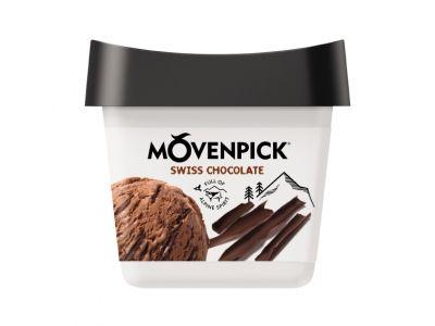 Mövenpick Classics Swiss Chocolate 16x165ml