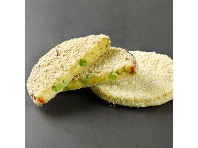 Bio Gemüse Burger