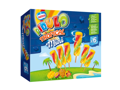 PIRULO Tropical Mini 6 x 50ml