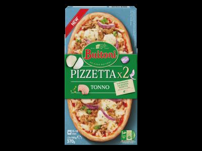 BUITONI Pizzetta Tonno 4 (2 x 185g)