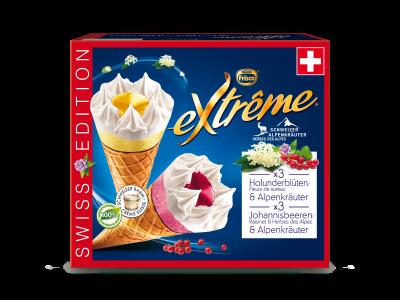 EXTRÊME Swiss Edition Fleurs de sureau/raisinets & Herbes des Alpes 4x(6x145ml)