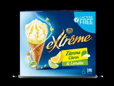 EXTRÊME Zitrone & Limette 6 x (6 x 110ml)