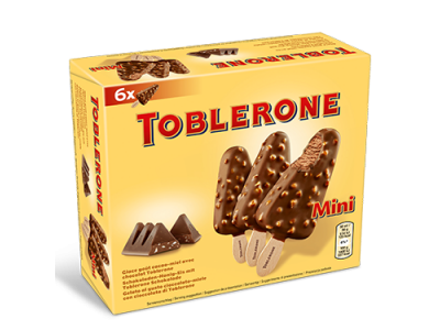 Toblerone Ice Cream Mini Stick MP 8 x (6 x 50ml)