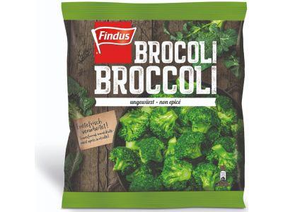 FINDUS Broccoli 6 x 600g