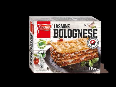FINDUS Lasagne Bolognese 1 Portion, 10 x 360g