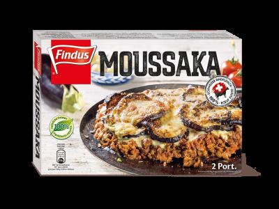 FINDUS Moussaka 8 x 600g