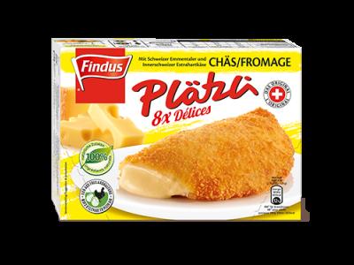 FINDUS Délices aux fromages 8 x (8 x 60g)