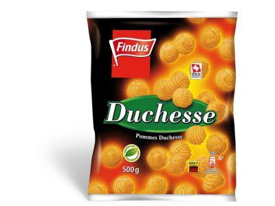 FINDUS Duchesse 8 x 500g