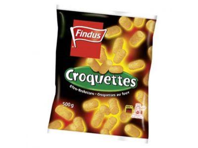 FINDUS Croquettes 8 x 500g