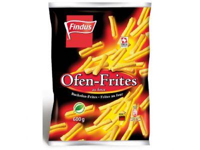 FINDUS Ofen-Frites 8 x 600g