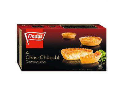 FINDUS Chäs-Chüechli 6 x (4 x 70g)