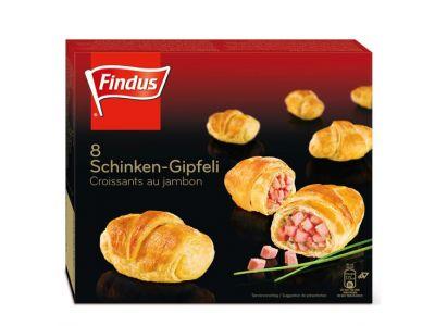 FINDUS Schinkengipfeli 10 x (8 x 42g)