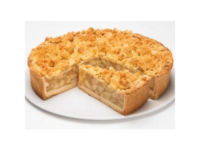 Gâteau aux pommes avec crumble 4 x 2000g