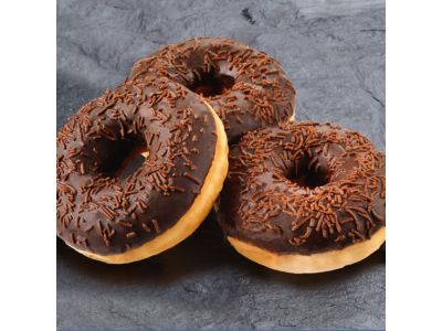 Chocolate coated Ring Donut 36 x 59g
