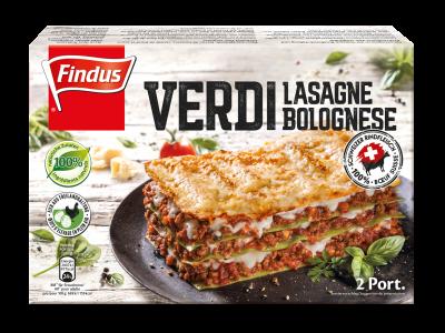 FINDUS Lasagne verdi 8 x 600g