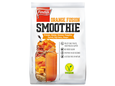 FINDUS Orange Fusion Smoothie 8 x 400g
