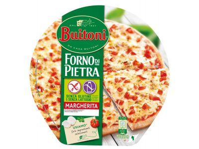 BUITONI Pizza Margherita sans gluten (sans lactose) 10 x 360g