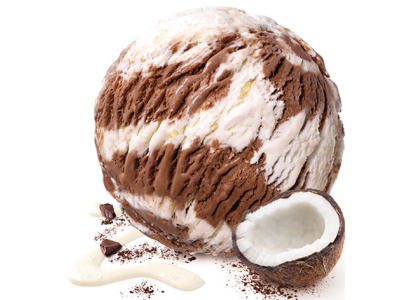 MÖVENPICK Coconut &  Chocolate 2 x 2400ml