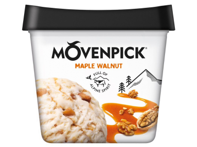 MÖVENPICK Classics Maple Walnut 4 x 900ml