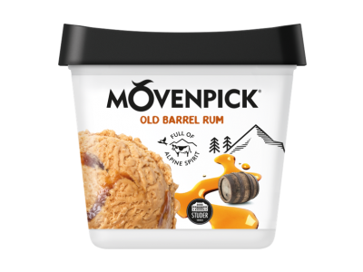 MÖVENPICK Old Barrel Rum 4 x 900ml