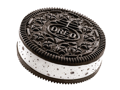OREO Ice Cream Sandwich 24 x 135ml
