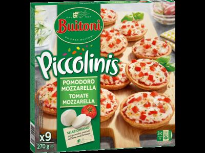 PICCOLINIS Pomodoro Mozzarella