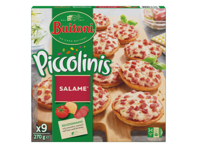 PICCOLINIS Salame 10 (9 x 30g)