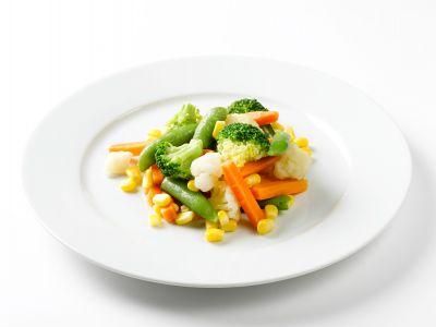 FINDUS Mélange de légumes «Royal» 2 × 2500g