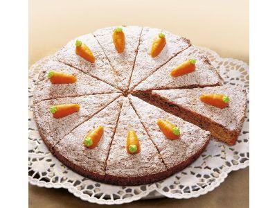 Gâteau aux carottes 2 x 1050g