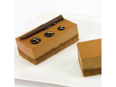 Pâtisserie chocolat croquant 63 Stk. à 50g