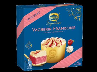 Nestlé Signature Vacherin Framboise 8 x (4 x 115ml)