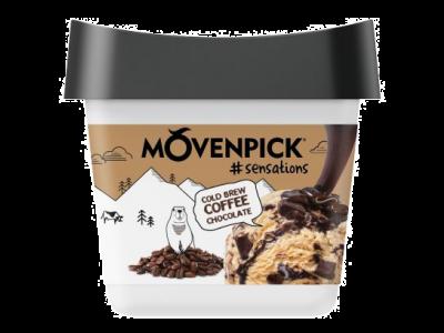 MÖVENPICK #sensations Cold Brew Coffee Chocolate 16 x 165ml