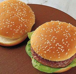LEISI Hamburger Buns (TK) ø 11cm 60 × 83g