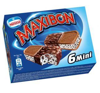 MAXIBON Mini Stracciatella 6 x (6 x 85 ml)